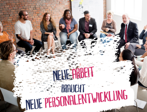 Personalentwicklung in der neuen Arbeitswelt